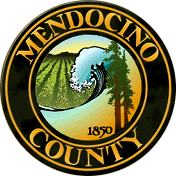 County of Mendocino logo