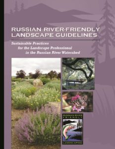 Cover page to the Russian River-Friendly Landscaping Guidelines