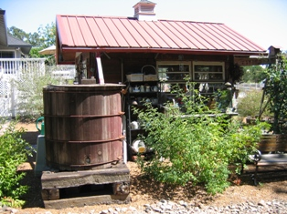 Capturing Rainwater for Household Use – Russian River