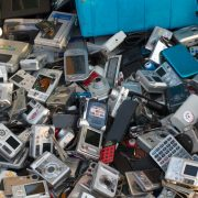 camera and phone trash