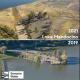 Lake Mendocino 2019 and 2021